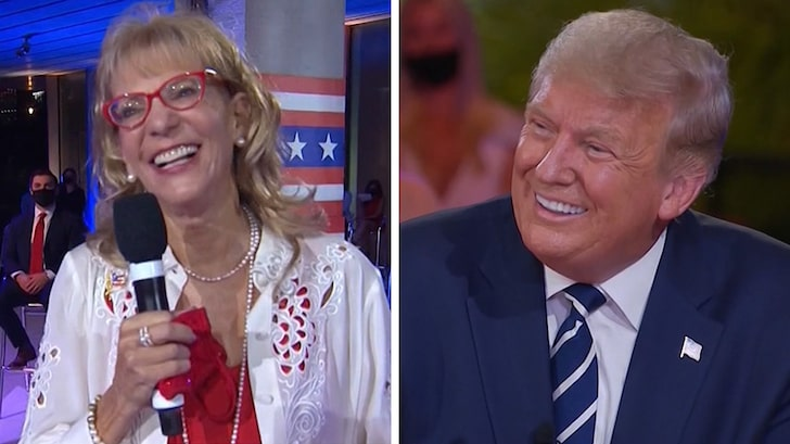 Allison Janney Wanted by Internet to Play Woman Who Gushed Over Trump's Smile