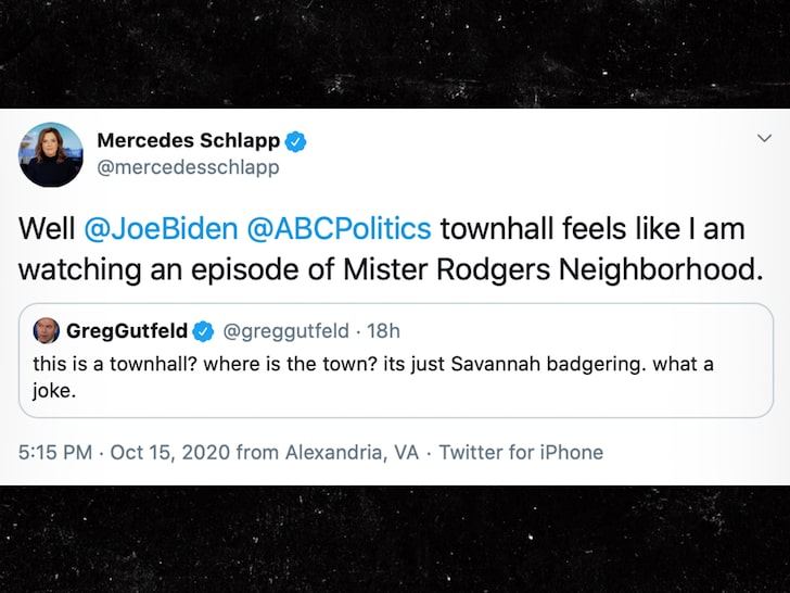 Mister Rogers' Son Agrees Joe Biden's Like the TV Icon, Says it's a Compliment
