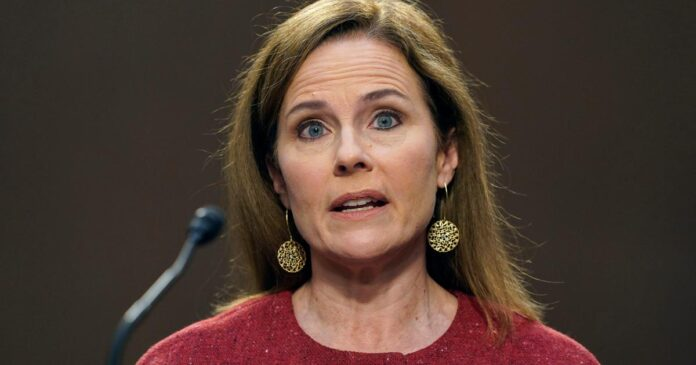 Amy Coney Barrett faces questions on Day 2 of Senate hearings