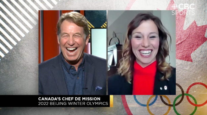 Catriona Le May Doan, 2-time gold medallist, named Canada's chef de mission for Beijing Olympics