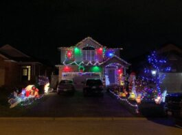 The best 2020 Christmas light displays in the London, Ont., region: A map to show you where to go - London