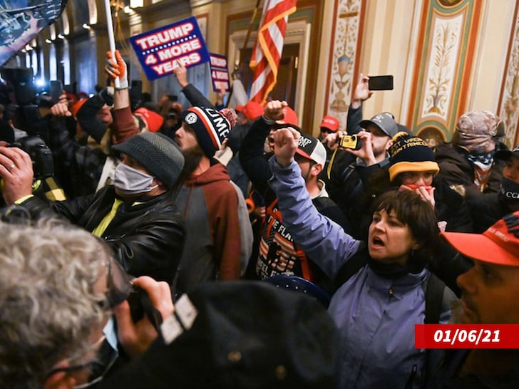 Gun Sales Surging Following Capitol Riots, Dems and Republicans Stocking Up
