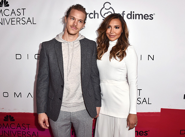 Ryan Dorsey Mourns Naya Rivera On Her Birthday & Cries At Her Grave – Hollywood Life