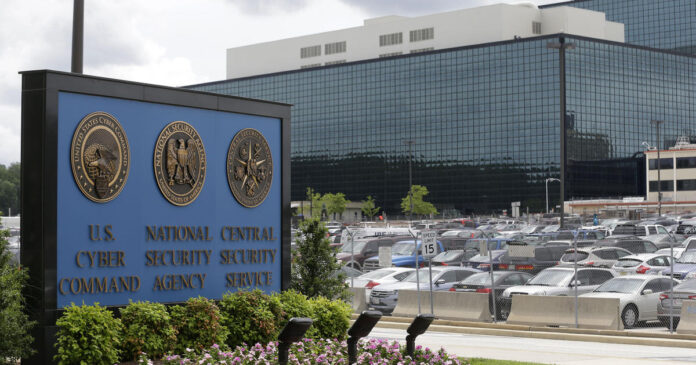 Recent Trump appointee at National Security Agency placed on leave