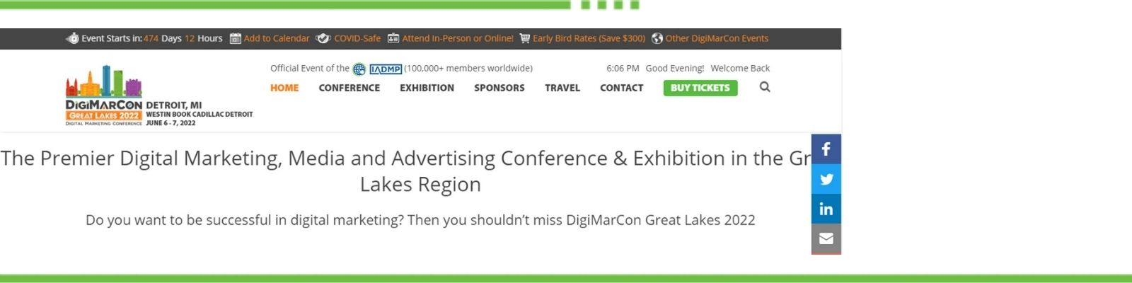 DigiMarCon Great Lakes