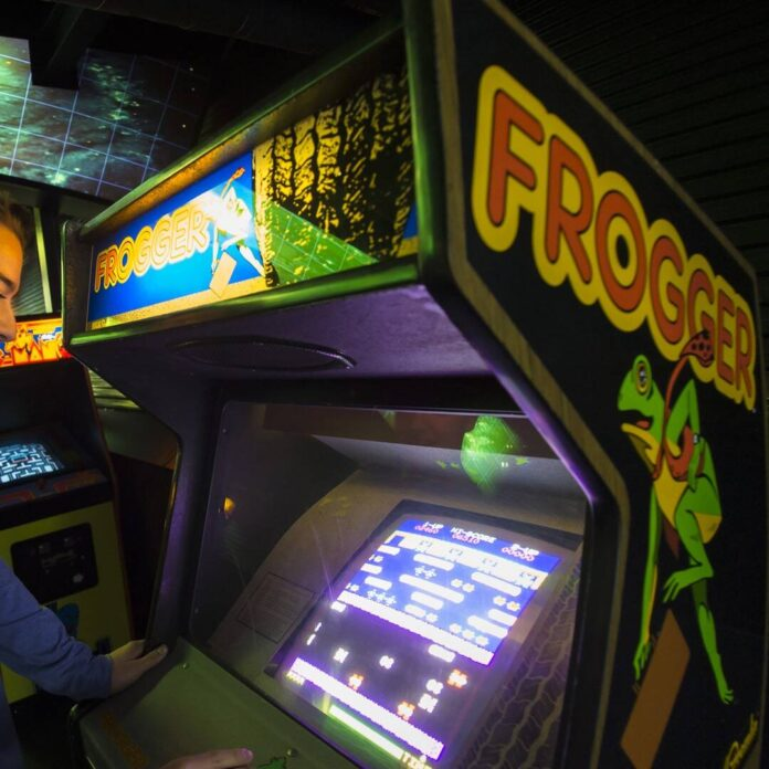 A Frogger Game Show Is Coming to TV, Thanks to Peacock