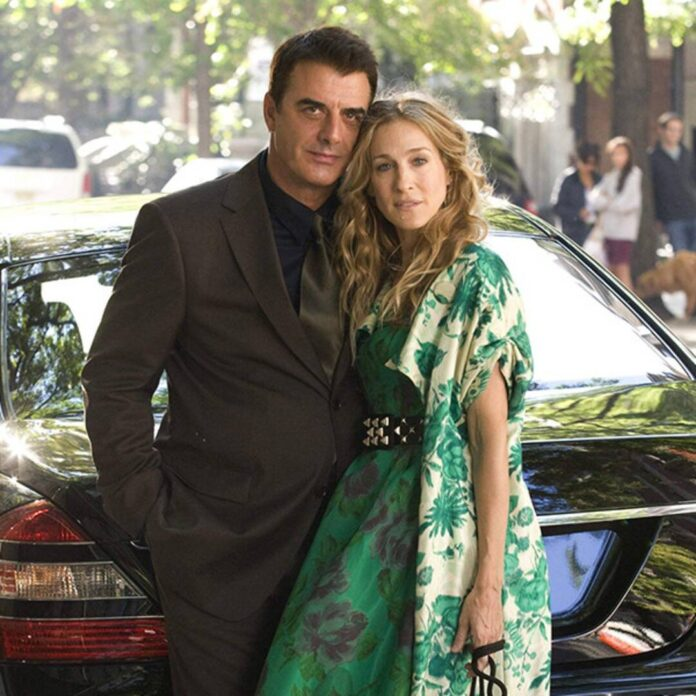 Chris Noth Reacts to Rumors About His Sex and the City Return