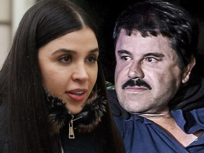 El Chapo's Wife Arrested for Drug Trafficking