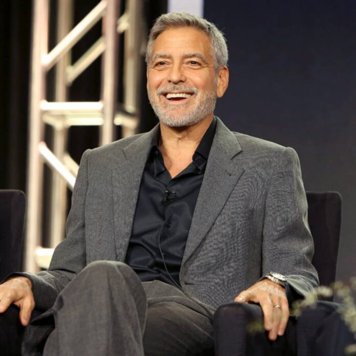 George Clooney Reveals His Many Chores During the Coronavirus Pandemic