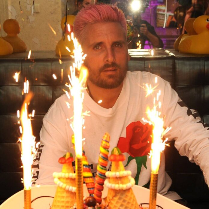 Inside Scott Disick's Night Out With Amelia Hamlin and the Kids