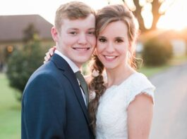 Justin Duggar Weds Claire Spivey 5 Months After Announcing Courtship