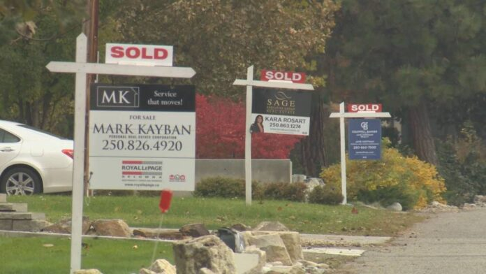 Click to play video '2020 Okanagan real estate market sees highest sales ever'