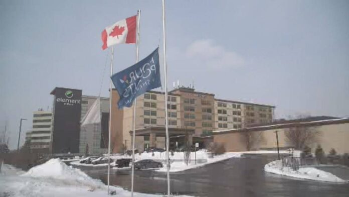 Click to play video 'Rules, loopholes, and true cost of Canada's quarantine hotels'