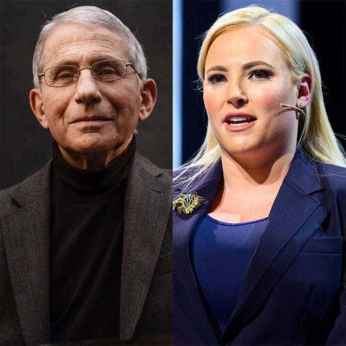 Meghan McCain Doubles Down on COVID-19 Stance After Backlash
