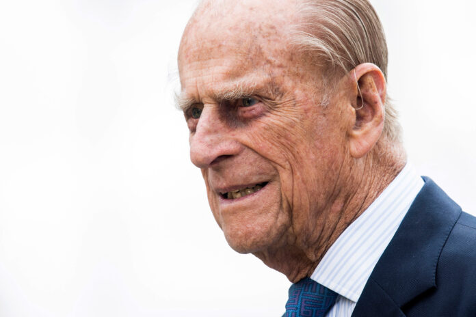 Prince Philip was initially admitted to the hospital as a precautionary measure when he felt unwell.