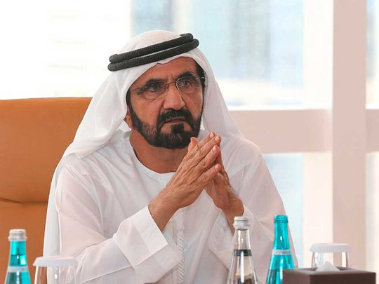 Sheikh Mohammed: 'The future belongs to those who imagine, design and implement it'