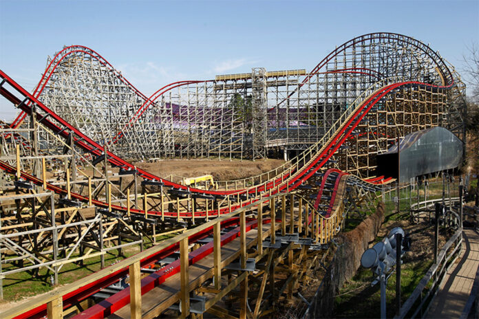 Six Flags to reopen all national parks and hire thousands