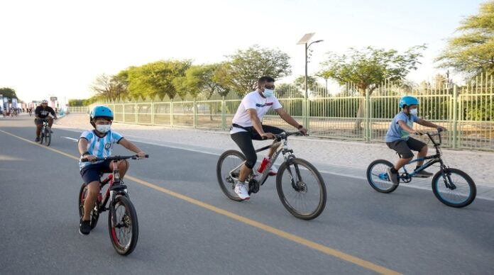 Third Edition Of The UAE Cycle Tour