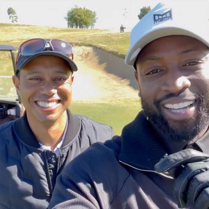 Tiger Woods Golfed With These Celebrities One Day Before Crash