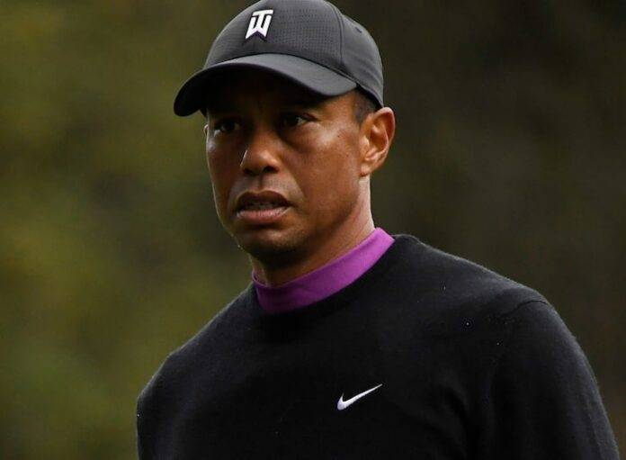 Tiger Woods Injured in Single Car Crash in L.A., Extracted with Jaws of Life