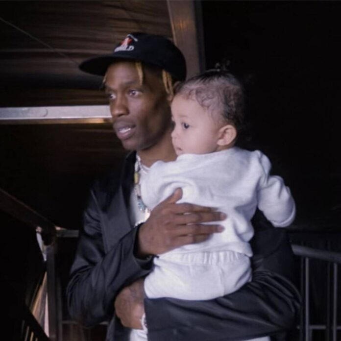Travis Scott Reveals How Daughter Stormi Webster Has Changed His Life