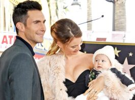 Adam Levine Names the 2000s Pop Rocker He's Introduced to His Daughter