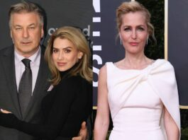 Alec Baldwin Shades Gillian Anderson After Hilaria's Accent Scandal