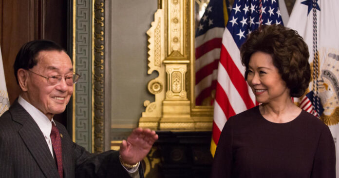 Elaine Chao used Transportation Department resources for personal use, watchdog finds