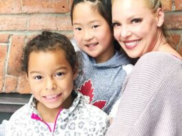 How Katherine Heigl Talks to Her Daughters About Their Birth Parents