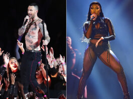 Maroon 5 & Megan Thee Stallion 'Beautiful Mistakes' Is A Jam You Need – Hollywood Life