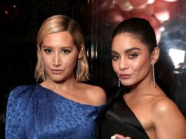 Pregnant Ashley Tisdale Reunites With Vanessa Hudgens Before Due Date