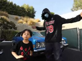 Snoop Dogg Brings Grandson to Classic Car Meet-Up, Coolest Grandpa Ever