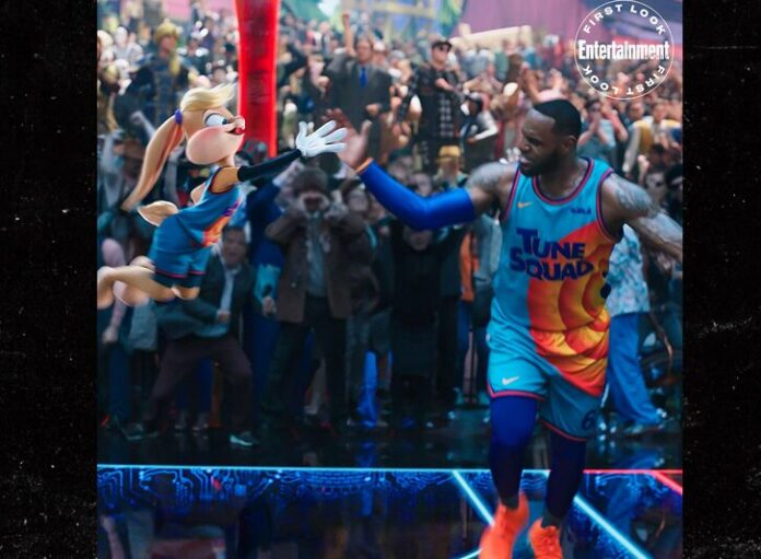 'Space Jam' Director Reworks Lola Bunny For Reboot, From 'Sexualized' To 'Strong'
