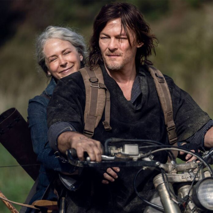 The Walking Dead Preview: Daryl & Carol Leave for an Adventure