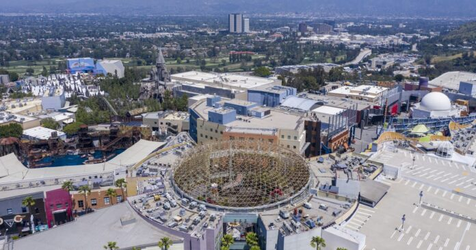 Universal Studios Hollywood to reopen with a food and shopping event