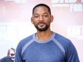 """Will Smith Says This New Shirtless Pic Is """"The Worst Shape of My Life"""""""