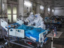 As COVID-19 wave begins to flatten in India, new deadly illness poses a challenge