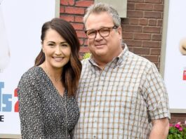 """Eric Stonestreet Mentions """"Birthing Canal"""" in B-Day Message to Fiancée"""