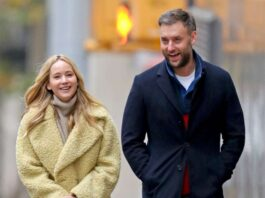 Jennifer Lawrence Is Pregnant, Expecting First Baby With Cooke Maroney