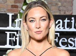 Kate Hudson Leaves Little to the Imagination in Her Riskiest Look Yet
