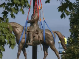 Virginia removes Robert E. Lee statue from capital